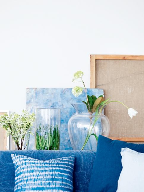79 Ideas Decoracion Del Hogar Azul Interiores En Azul