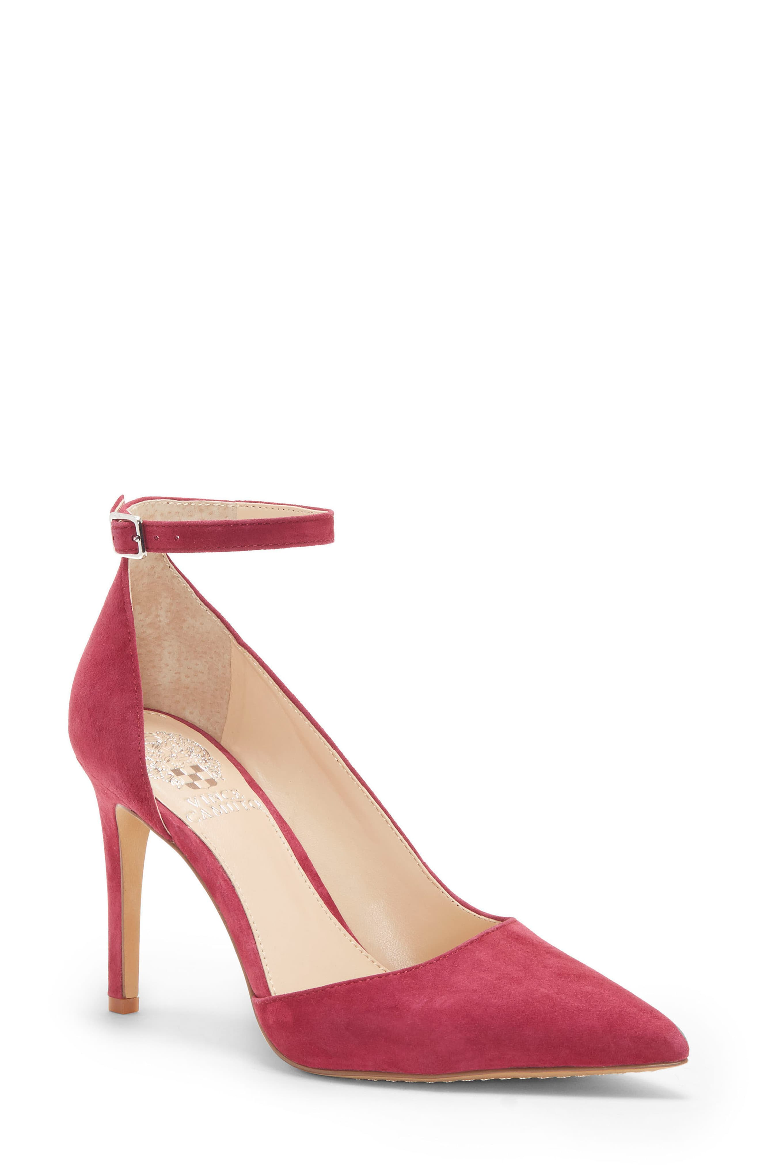 7980c78578f Women's Vince Camuto Marbella Pump, Size 7 M - Pink in 2019 ...