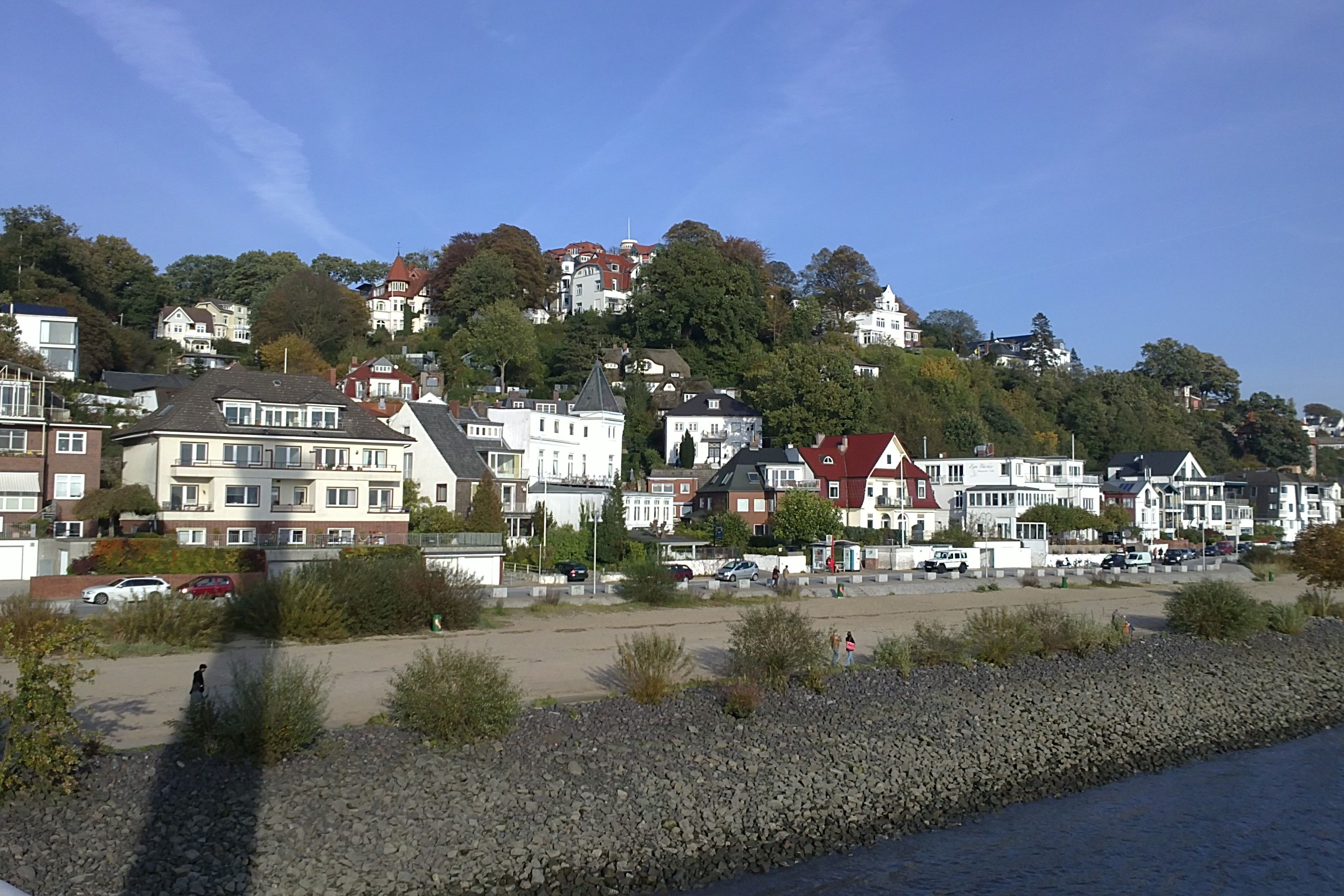 Hamburg Blankenese, Germany House styles, Mansions, Places