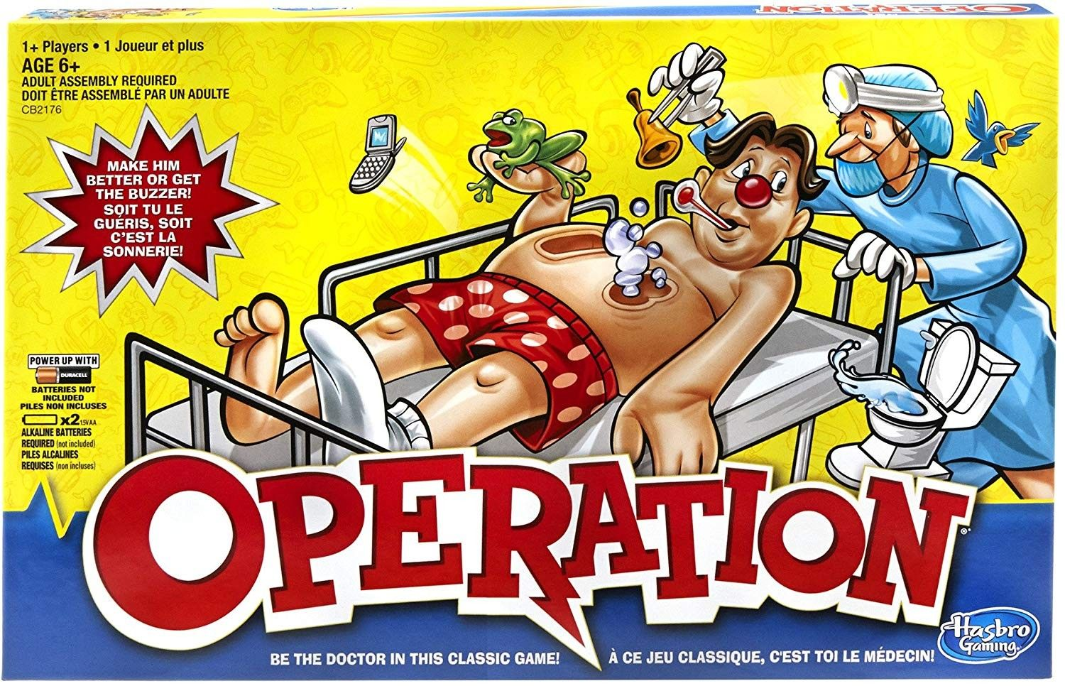 Buy It Now!! Family games, Operation board game, Family