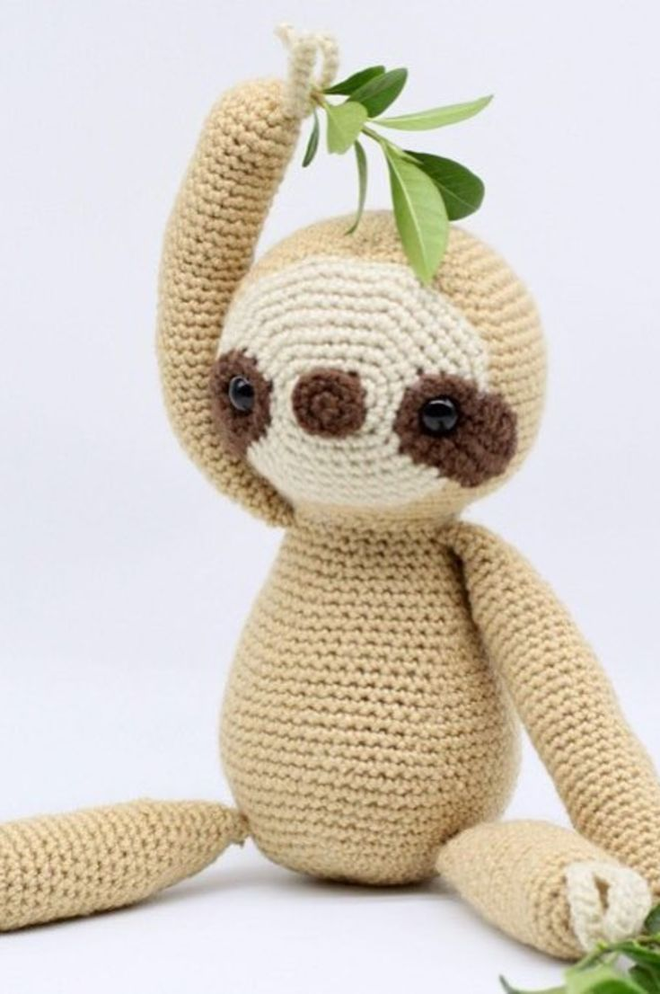 Free Cute Amigurumi Patterns- 25 Amazing Crochet Ideas For Beginners To Make Easy New 2019 - Page 17 of 25 - eeasyknitting. com #crochetanimals
