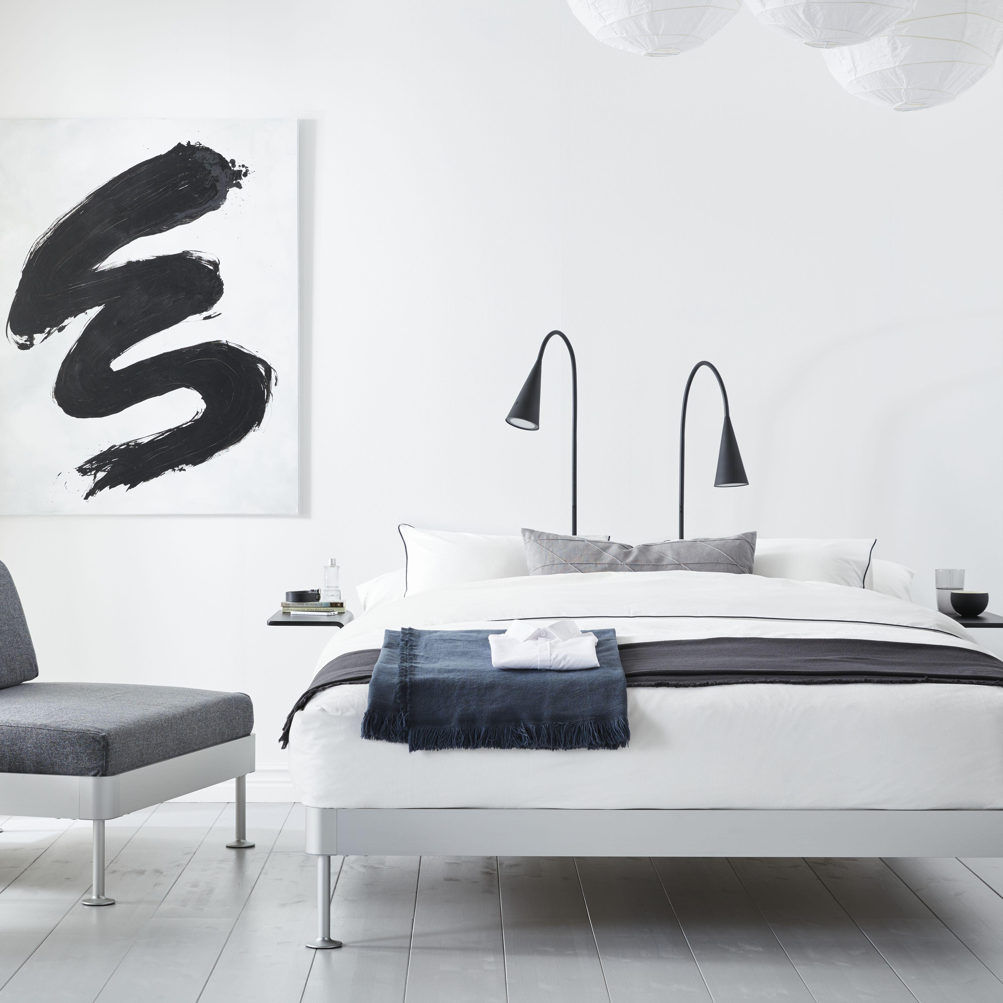 Crea La Tua Camera Ikea delaktig elemento poltrona - gunnared grigio fumo | idee