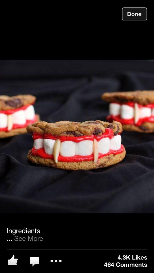 Monster teeth, pt 1