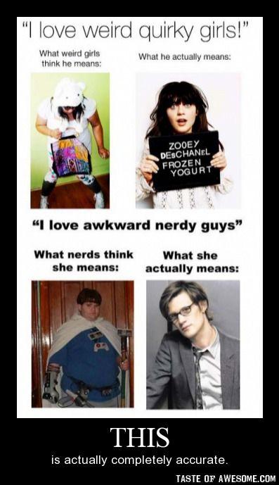 why do i like nerdy guys