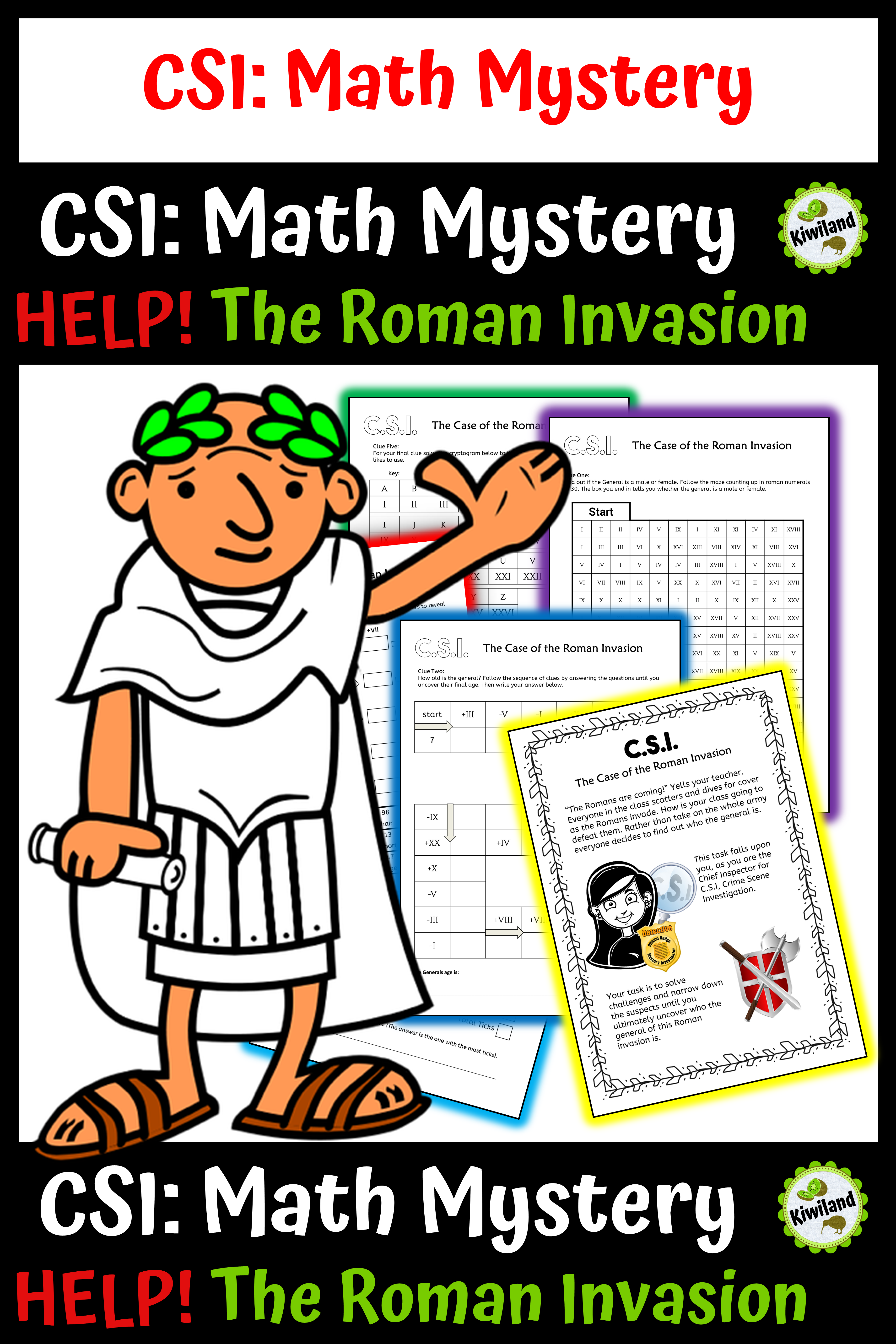 Csi The Roman Invasion