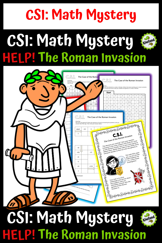 Csi The Roman Invasion