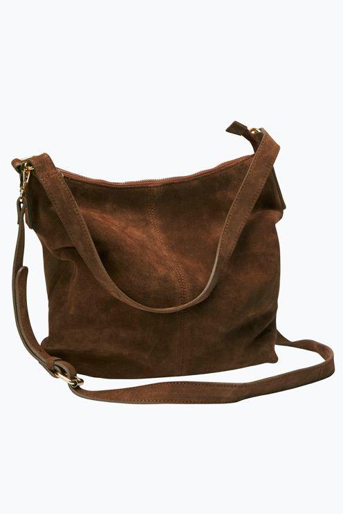 brun väska dam