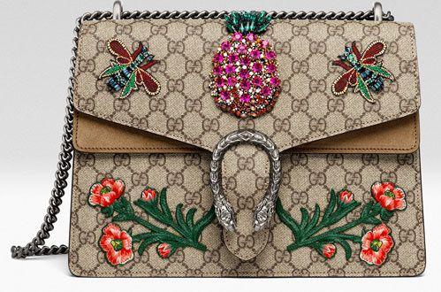 afee574e7a Les Dionysus City bags par Alessandro Michele, un voyage signé Gucci ...