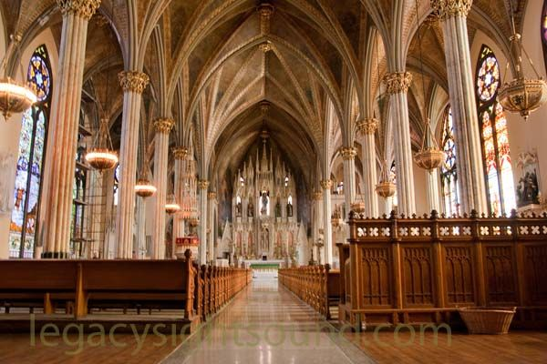 Sweetest Heart Of Mary Catholic Church Detroit Mi The We Were Married In