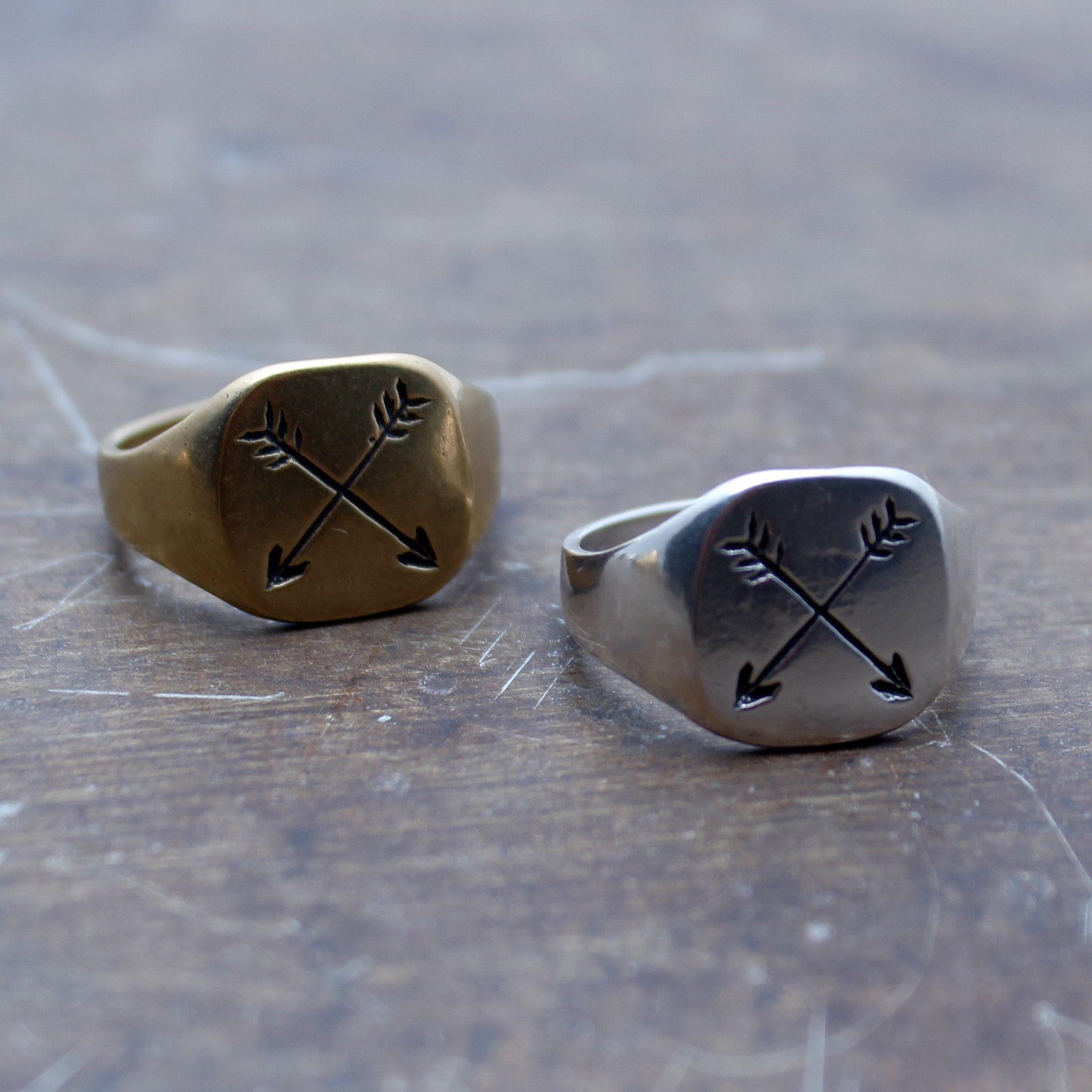 Arrow ring american symbols arrow and hand carved arrow ring buycottarizona