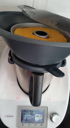 BIZCOCHO INTEGRAL DE ZANAHORIA AL VAPOR - Masas, panes y repostería - Blog de Mª LUISA VIZOSO ROMERO de Thermomix® Coruña