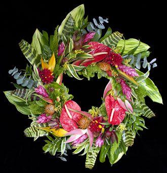 31+ Hawaiian christmas wreath info