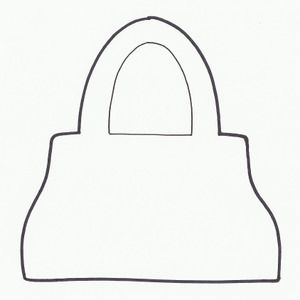Purse A Cookie Cutter Adorable With So Much Fun Potential They Have Another Shape Too