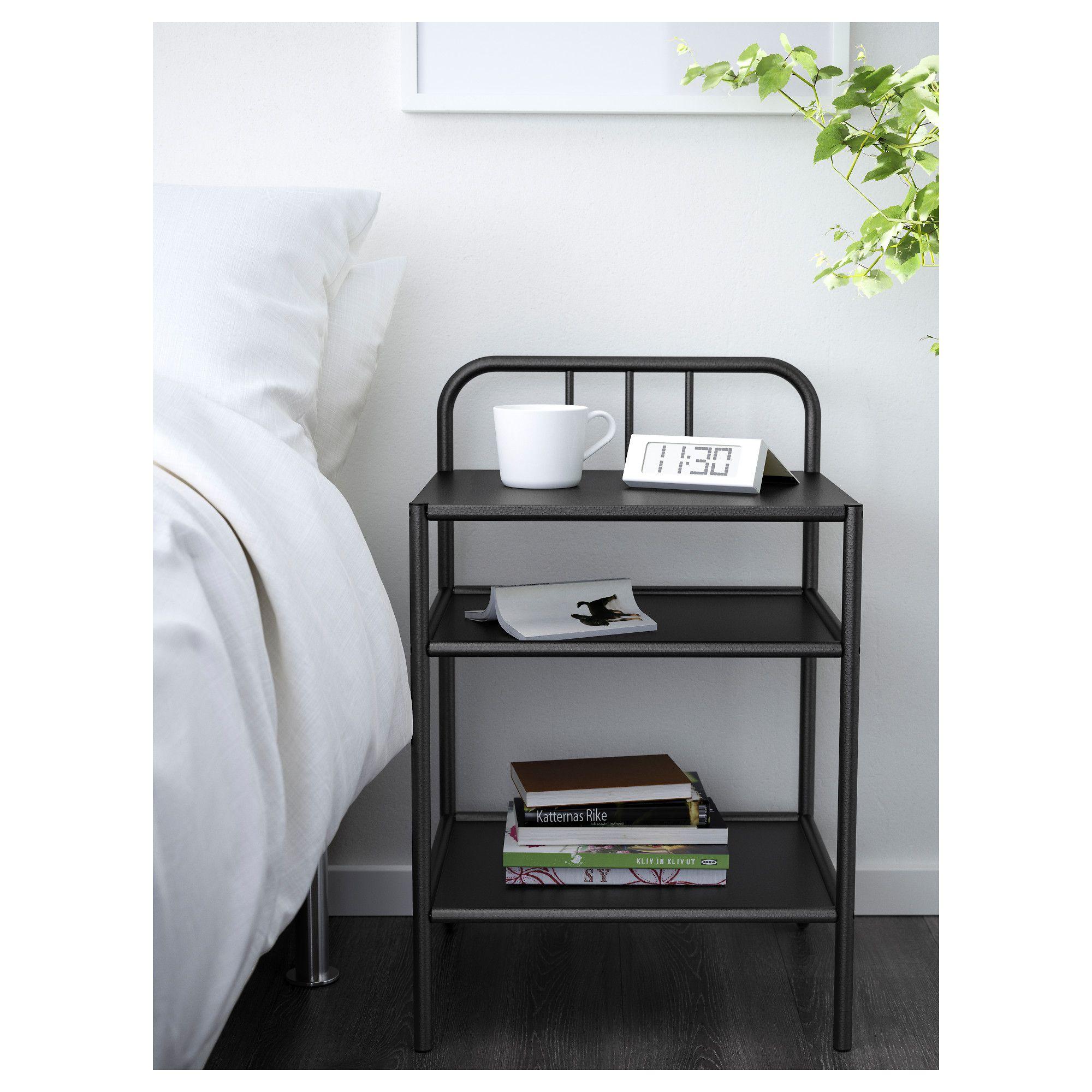 Furniture and Home Furnishings Bedside table ikea
