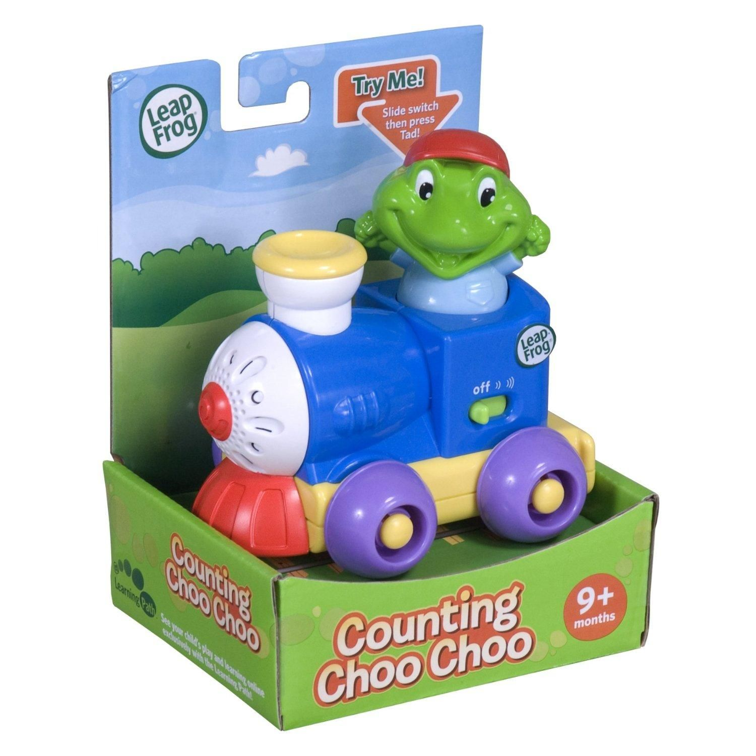 #LeapFrog Musical Movers Counting Choo Choo   Leap frog ...