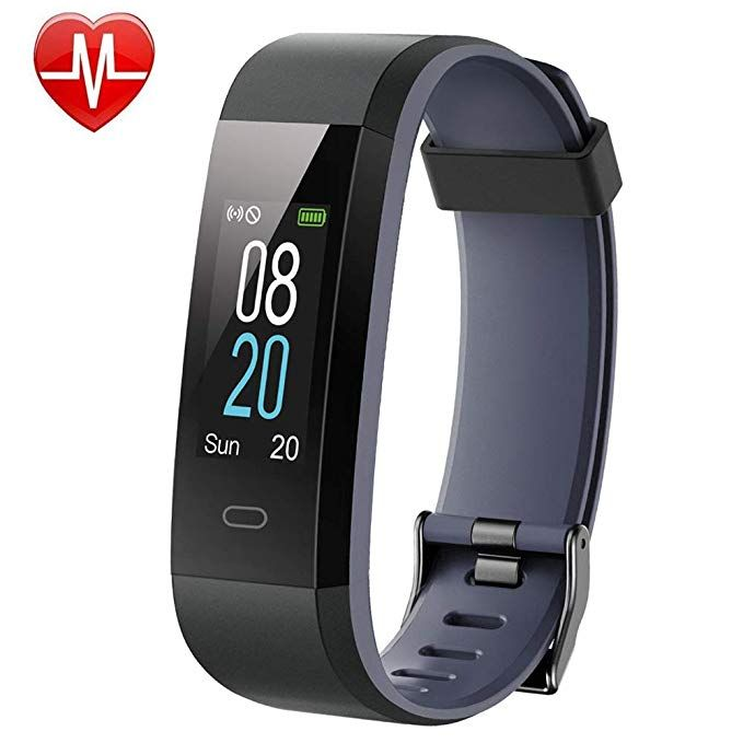 Willful Fitness Tracker Heart Rate Monitor, Activity