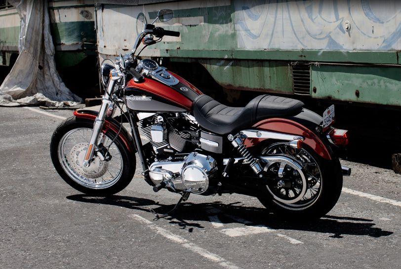HARLEY-DAVIDSON FXDC DYNA SUPER GLIDE CUSTOM - 2012   Cycles