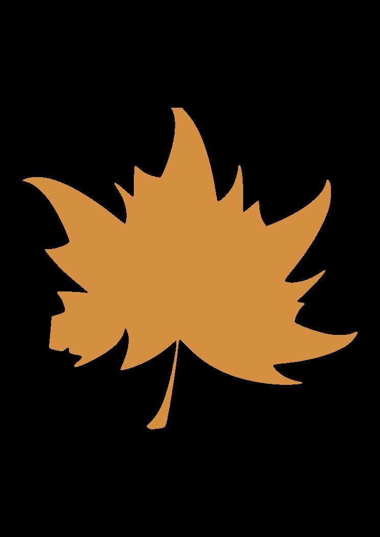 Maple Leaf Silhouette Free Svg File Svg Free Files Leaf Silhouette Silhouette Free