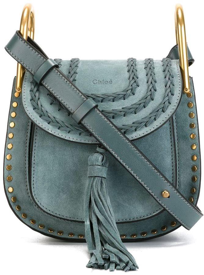 241b5945 Shop for Mini Hudson shoulder bag by Chloé at ShopStyle. Now for ...