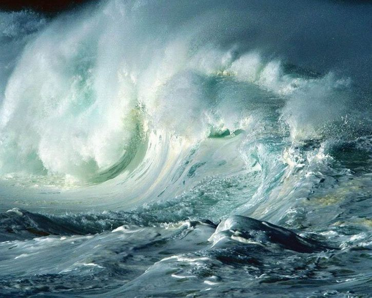 Amazing pictures with mother nature and its unstoppable phenomena.