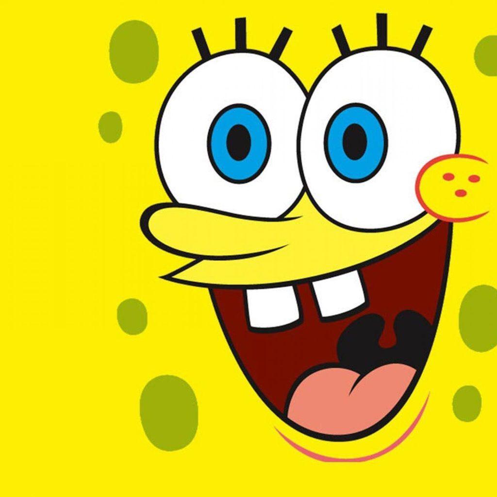 spongebob happy face cartoons characters pinterest spongebob
