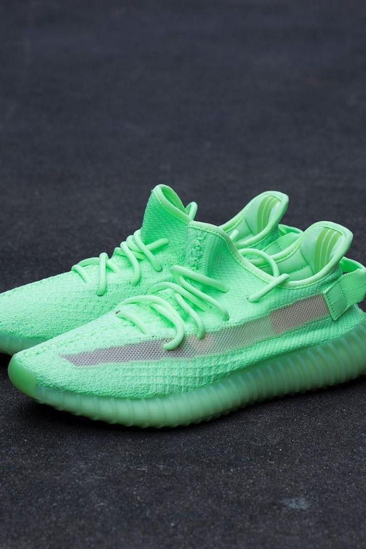 Glow in the Dark adidas Yeezy Boost 350