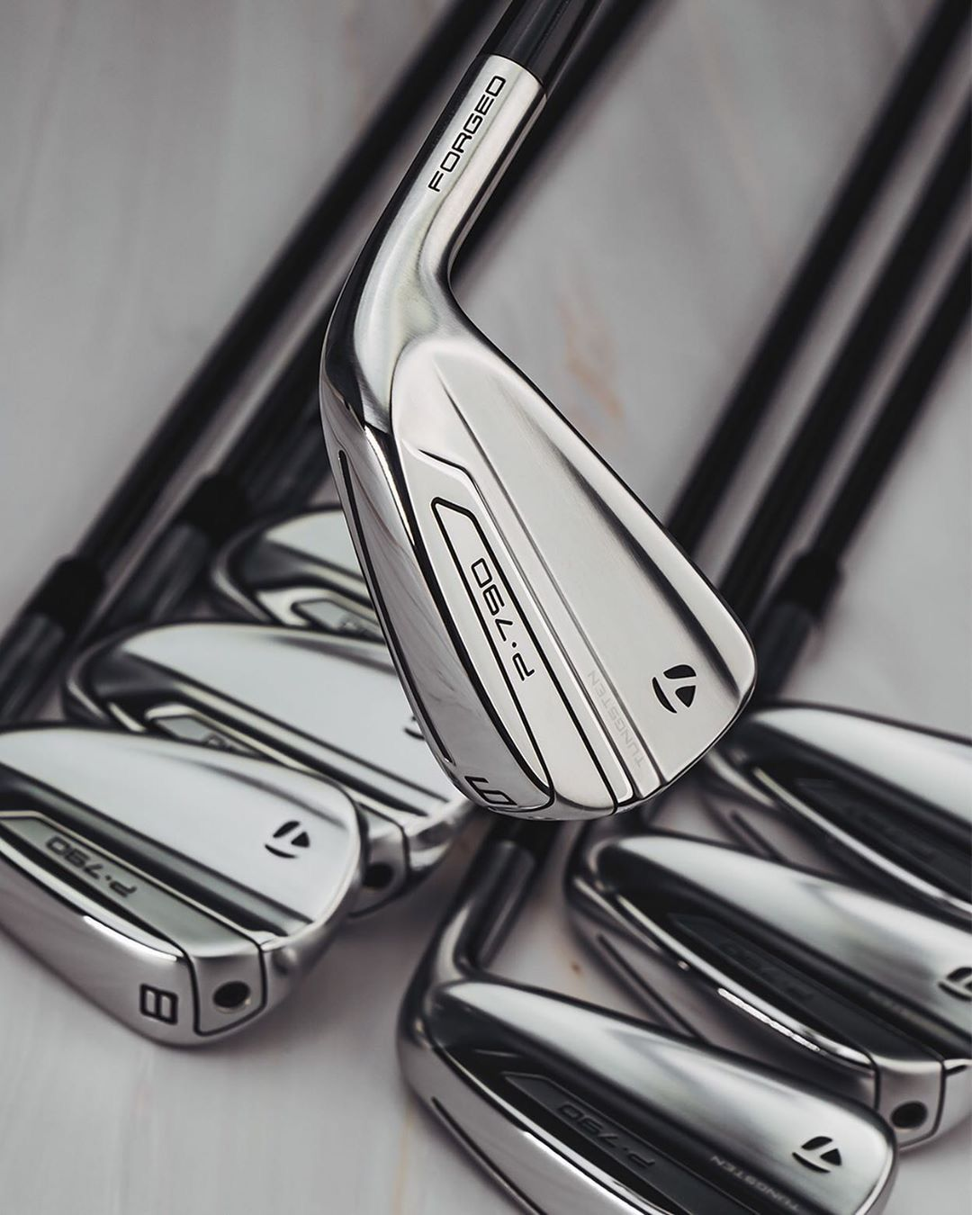 New P790 Irons From Taylormade Golf Clubs Golf Golf Bags