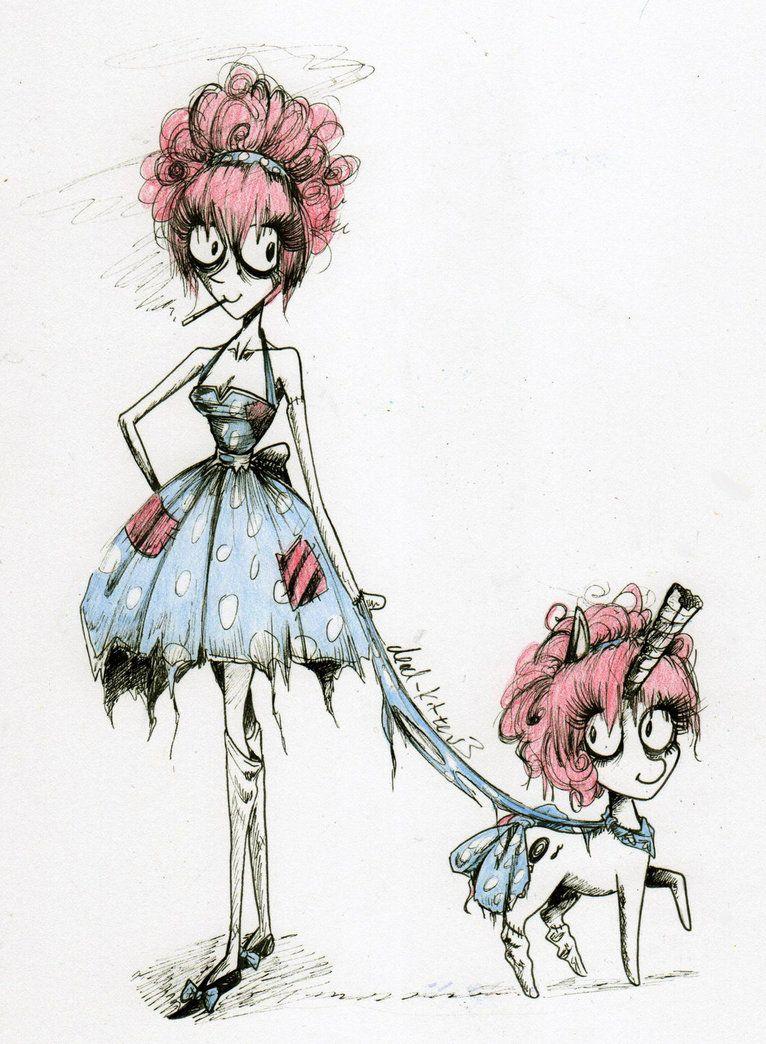Sock Hop Tim Burton Style By Dead Kittens3 Tim Burton Style