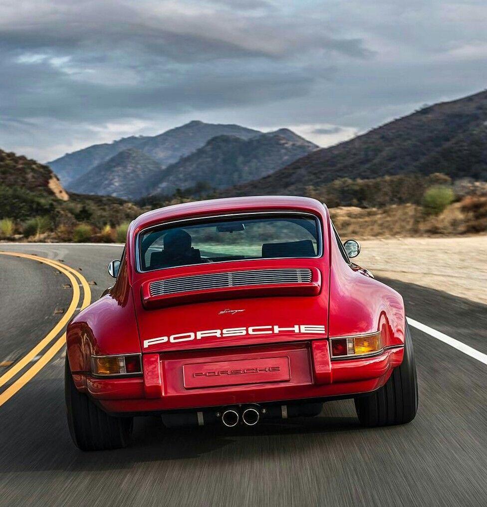 Pin By G Z On Porsche Singer Porsche Vintage Porsche Porsche Cars