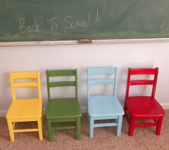 Cool Pretty In Pink A Childs Chair Furniture Redo Ideas Squirreltailoven Fun Painted Chair Ideas Images Squirreltailovenorg