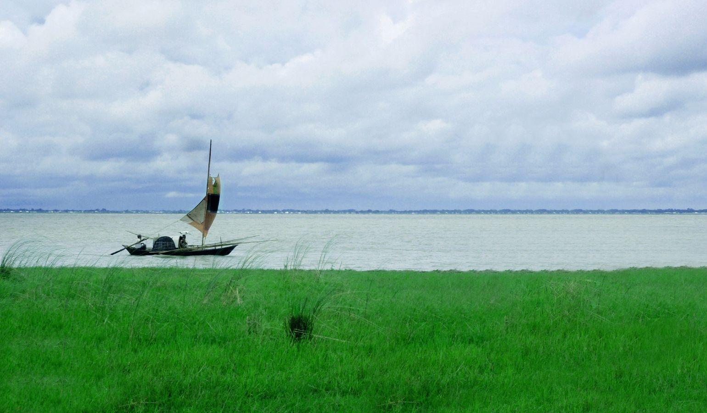 beautiful bangladesh at padma river | Village photos, Nature ...