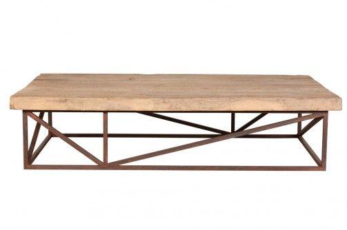 table basse flamant deco pinterest tables caf et tables basses. Black Bedroom Furniture Sets. Home Design Ideas