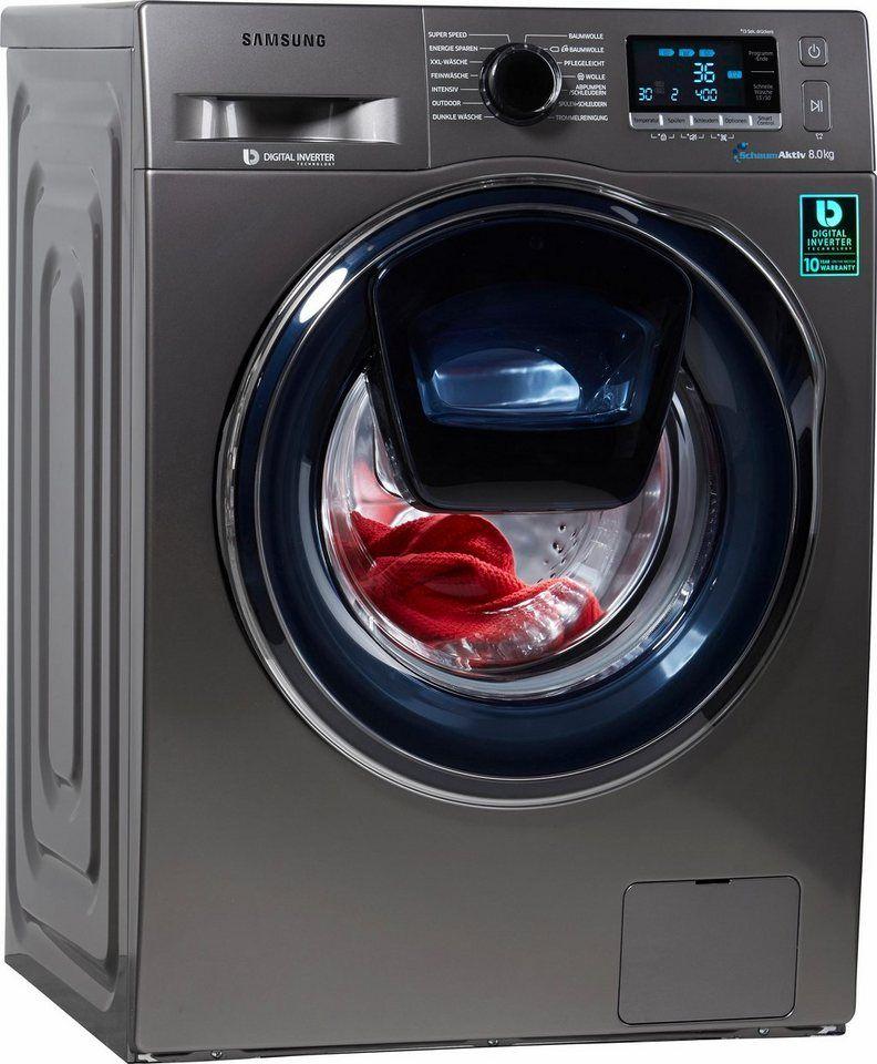 waschmaschine inverter