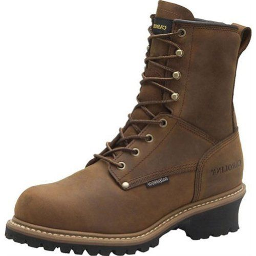 829f3cb76da Pin by Nydia Fontánez López on boots | Steel toe boots, Logger boots ...