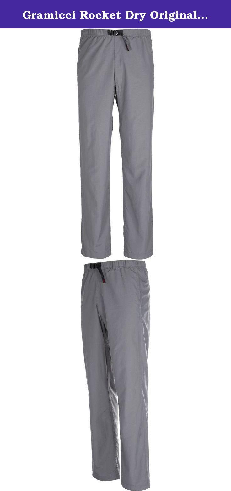 Gramicci Rocket Dry Original G Pant - Men s Asphalt Grey 00f2239ca61