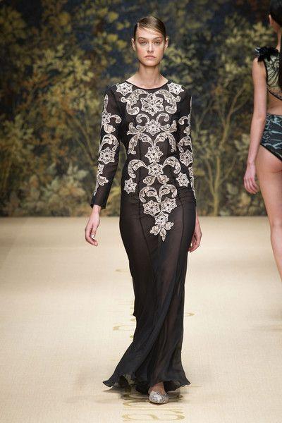c36381a4 Laura Biagiotti at Milan Fashion Week Spring 2014 | dresses ...