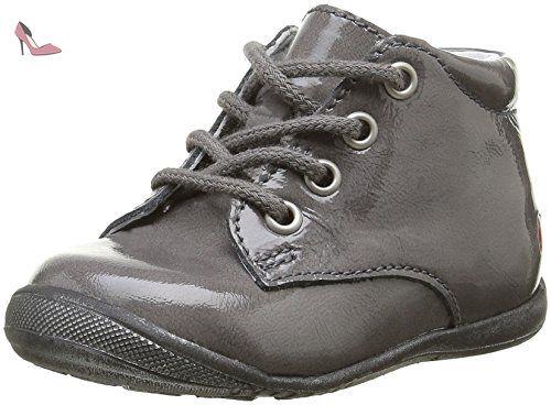 GBB Naomi, Chaussures Premiers Pas Bébé Fille, Gris (31 Vvn Gris Dpf/Kezia),  22 EU: Amazon.fr: Chaussures et Sacs