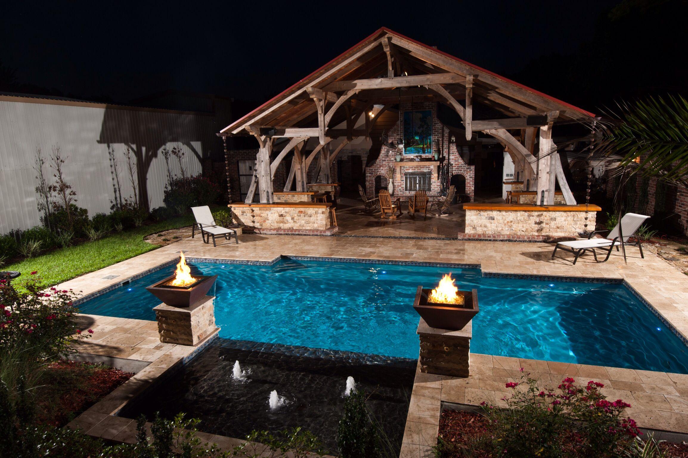 Cajun Pool Amp Spas Www Cajunpoolsandspas Com Spa Pool Outdoor