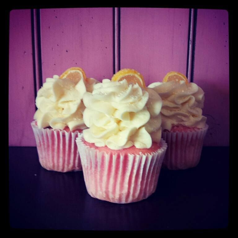 Strawberry Lemonade Strawberry Cake With Lemon Buttercream Frosting Cupcake Flavors Specialty Cupcakes Lemon Buttercream Frosting