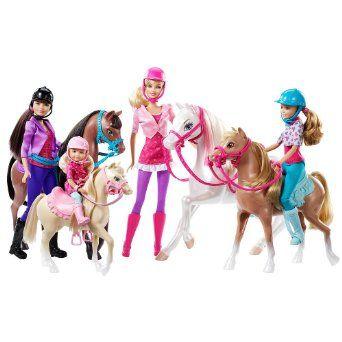 barbie skipper und pferd