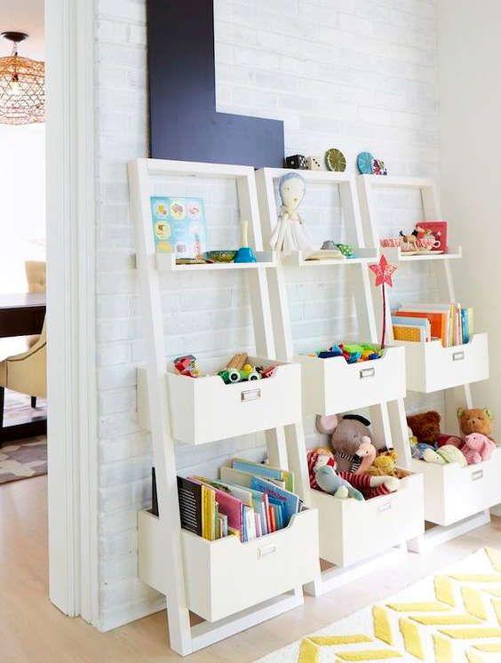 Idee De Rangement Pour Les Jouets Decoration Chambre Enfant Rangement Chambre Enfant Chambre Enfant
