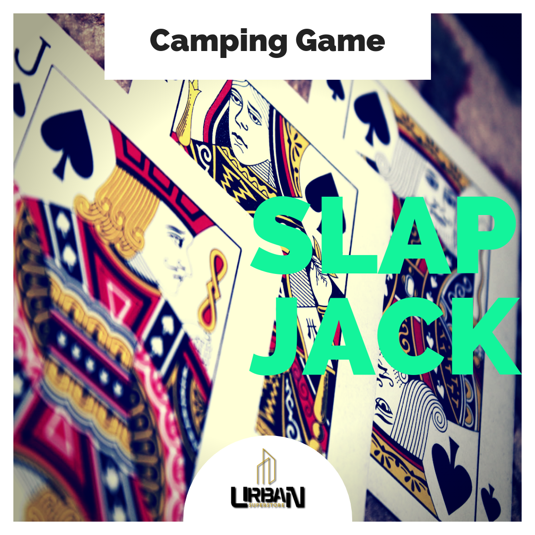 Camping Game Of The Day! This classic game still brings