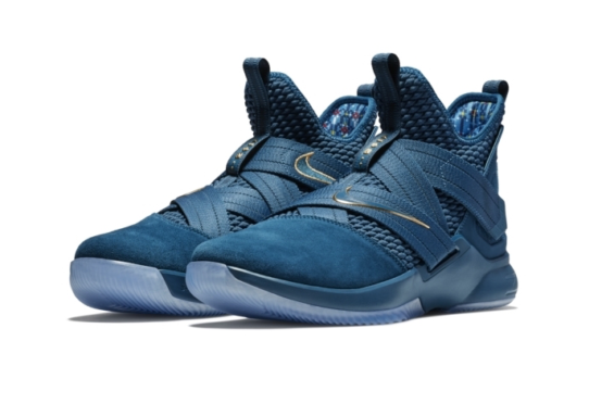 new product 4416b fee1d Release Date  Nike LeBron Soldier 12 Agimat The Nike LeBron Soldier 12  Agimat is a