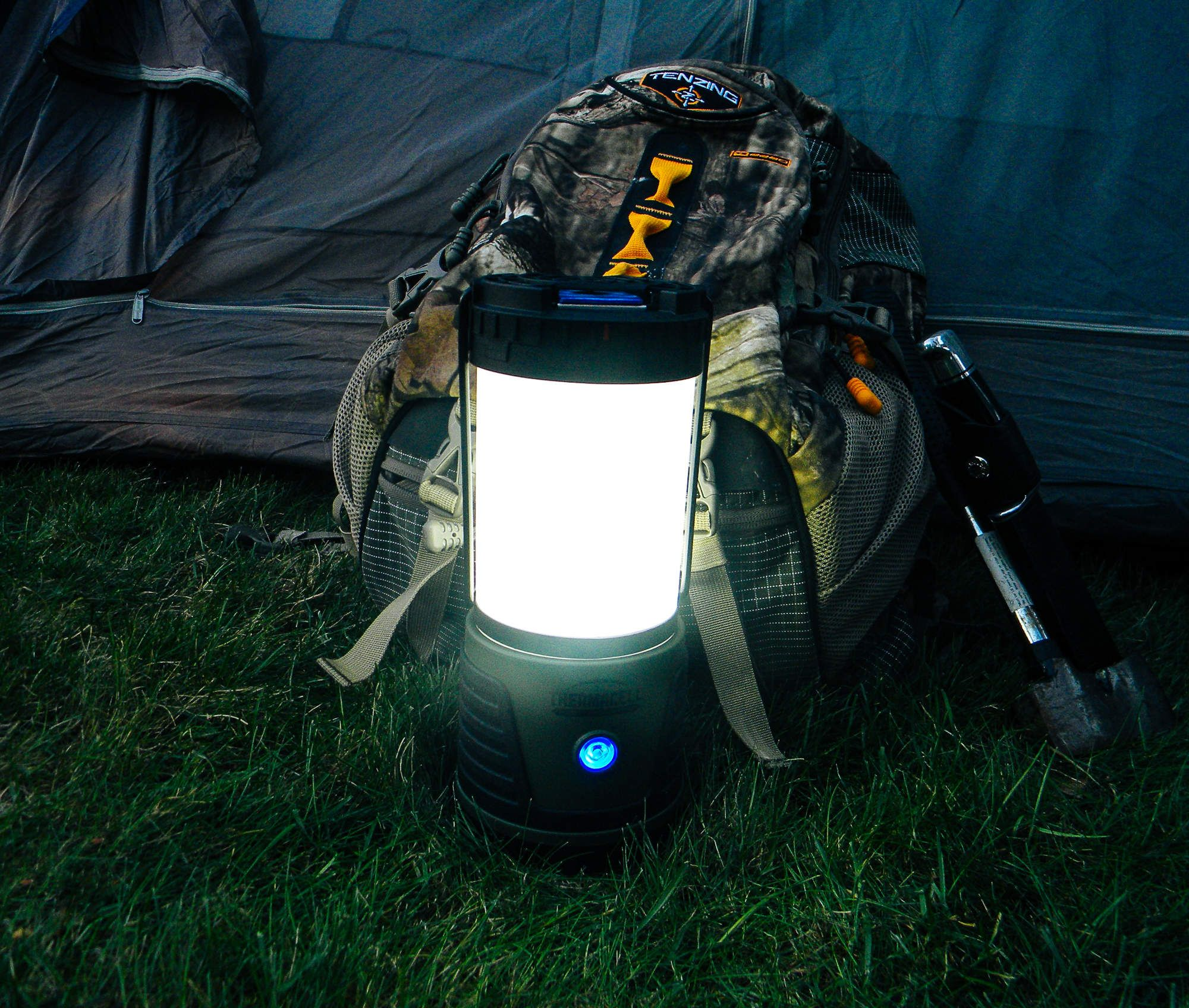 Finally, A Camping Lantern That Repels Insects Camping
