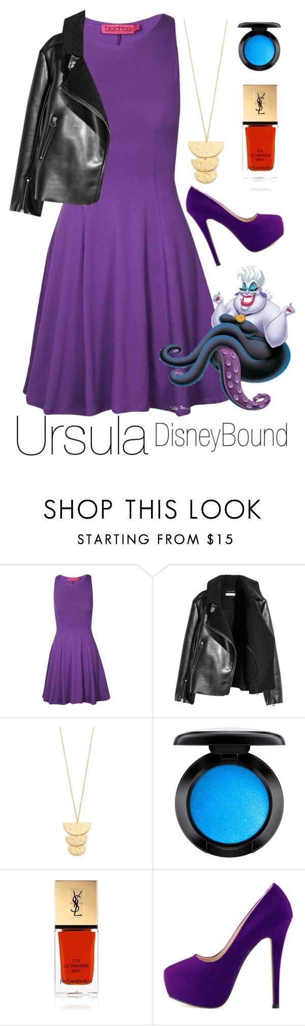 Ursula DisneyBound Fashion outfits, Fashion, Disneybound