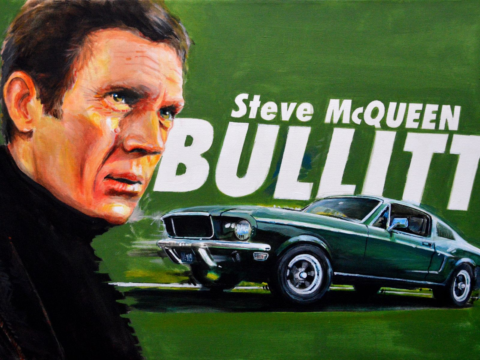 mcqueen-bullit-acryl-100-x-70-cm1.jpg (1600×1200) more about artist on www.p1gallery.cz