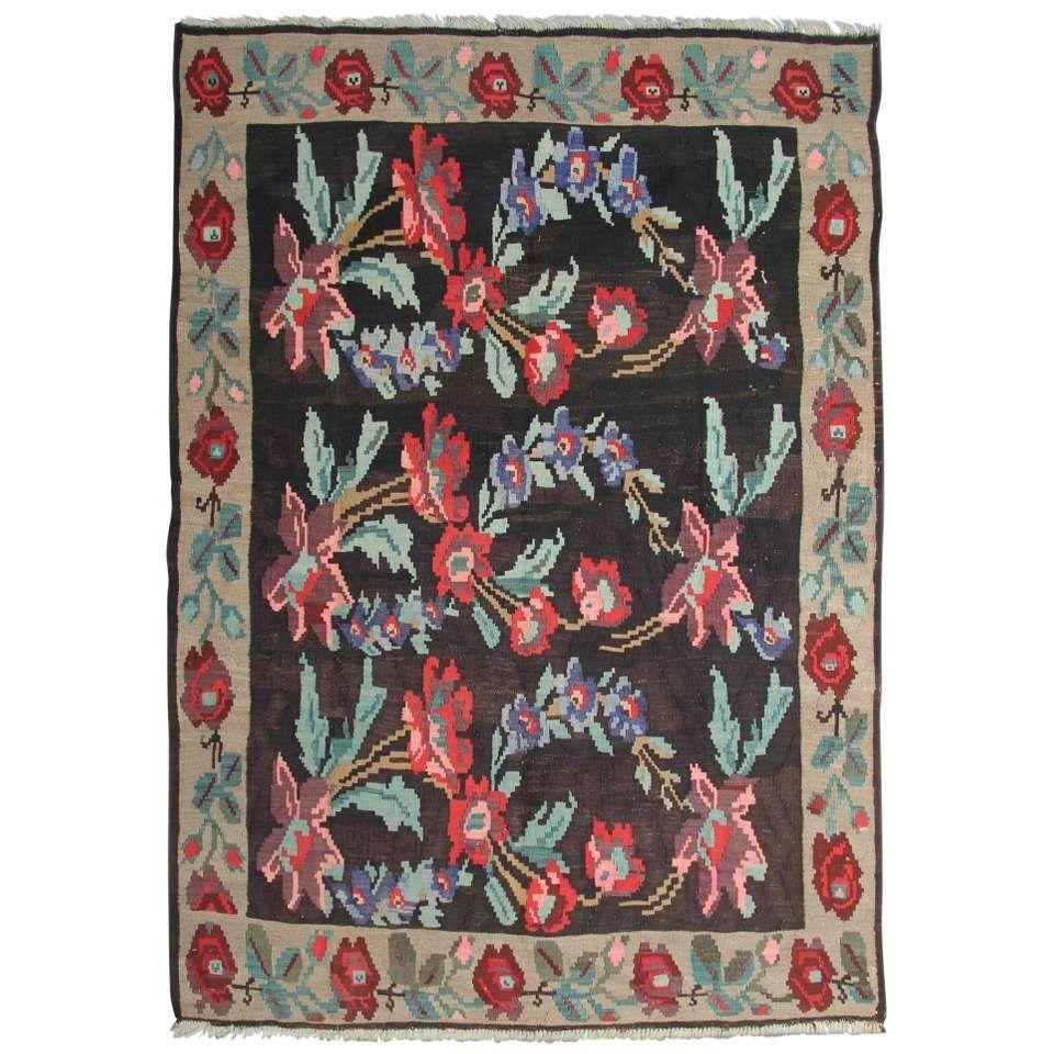 Antique Rugs Moldovian Kilim Rugs Oriental Rug Handmade Carpet For Sale Carpet Handmade Scandinavian Rug Antique Rugs