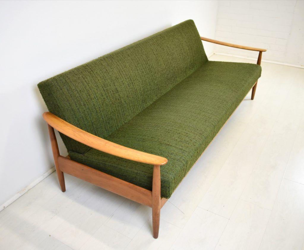 Sofa Daybed Goldfeder Danish Design 60er Stilelite Design