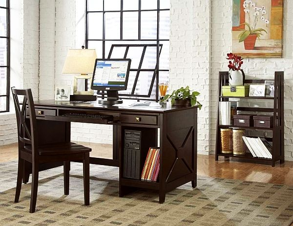 20 Home Office Decorating Ideas for a Cozy Workplace | Office ...