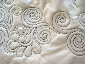 Amy's Free Motion Quilting Adventures: Free Motion Monday: The Beginner Edition, Week 4